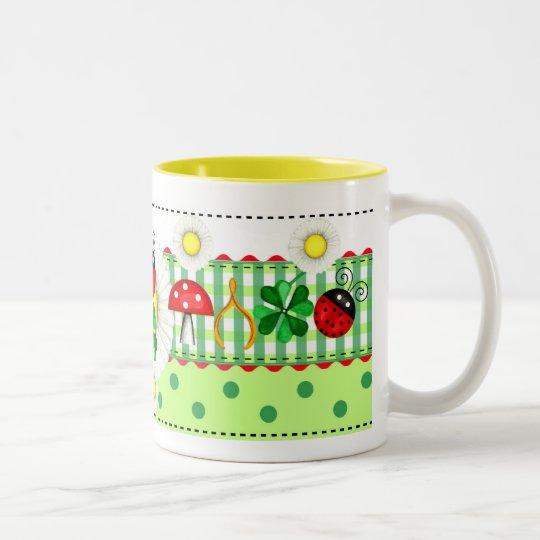 Lucky charms mug