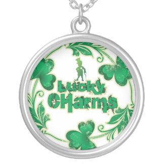 Lucky Charms Trinity Clovers Custom Jewelry