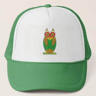 LUCKY CHICKCHARNIE truckers hat