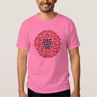 Lucky Chinese Charm Asian Spirituality T Shirts