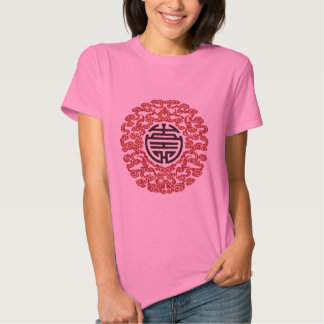 Lucky Chinese Charm Tshirts