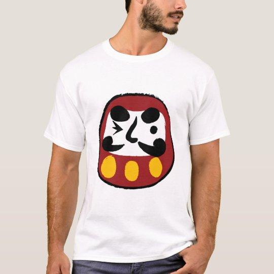 Lucky Daruma of Japan T-Shirt