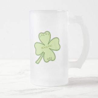 Lucky Day Bowling Coffee Mugs