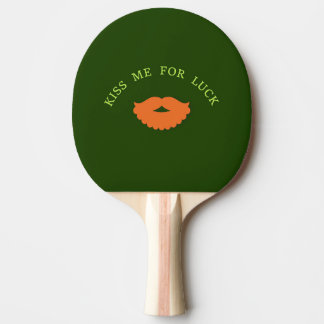 Lucky Day Ping Pong Paddle