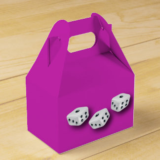Lucky Dice Casino Night Prize Box
