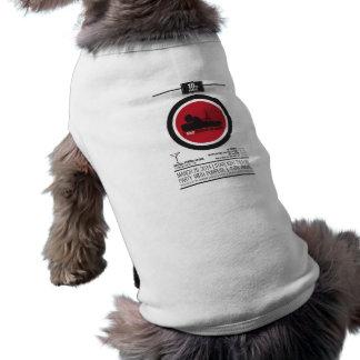 Lucky Dog Sleeveless Dog Shirt