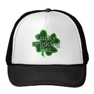 Lucky Drinking Hat