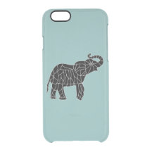 Lucky Elephant Uncommon Clearly™ Deflector iPhone 6 Case