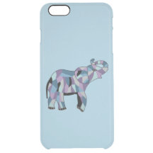 Lucky Elephant Uncommon Clearly™ Deflector iPhone 6 Plus Case