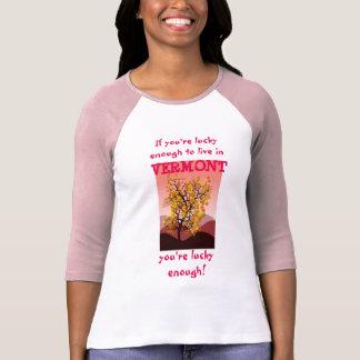 Lucky Enough - Vermont T -shirt T-Shirt
