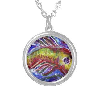 Lucky fish custom jewelry