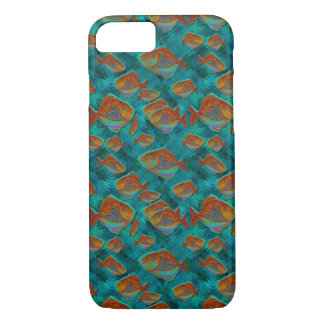 Lucky Fishing  iPhone 8/7 Case