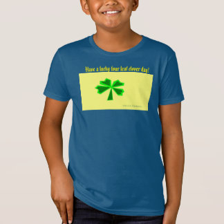 lucky four-leaf clover (LFLC) T-Shirt