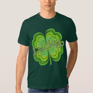 Lucky Four Leaf Clover Shirt