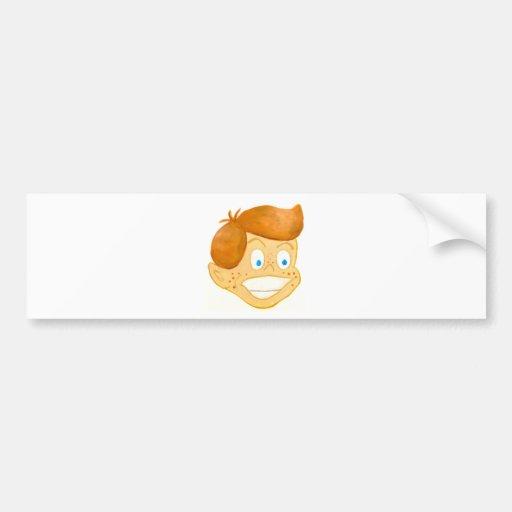 Lucky Gene Bumper Stickers