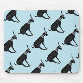 Lucky Goat Mouse Mat
