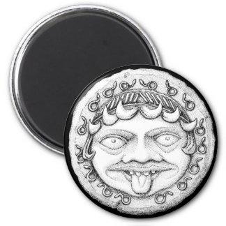 Lucky Gorgon Magnet
