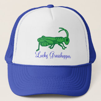 Lucky Grasshopper Trucker Hat