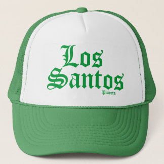 Lucky Green Los Santos Trucker Hat