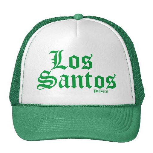 Lucky Green Los Santos Trucker Hat