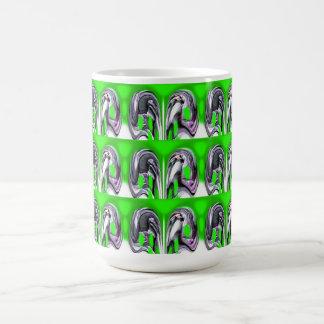 Lucky green mugs
