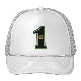 Lucky Hole in One Trucker Hat