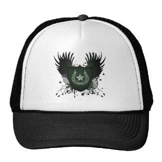 lucky horseshoe : hi-fi : trucker hat