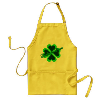 Lucky in Love apron