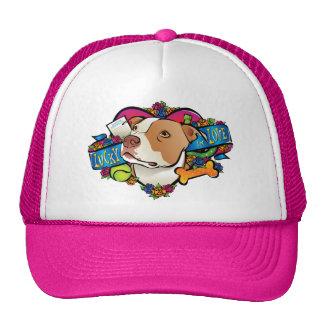 Lucky in Love Trucker Hats