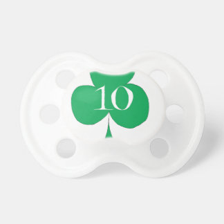 Lucky Irish 10 of Clubs, tony fernandes Dummy