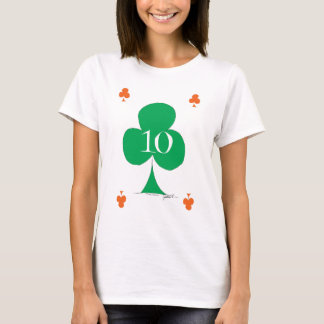 Lucky Irish 10 of Clubs, tony fernandes T-Shirt