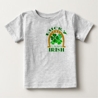 Lucky Irish 2-Sided Infant T-Shirt