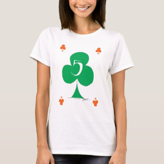 Lucky Irish 5 of Clubs, tony fernandes T-Shirt