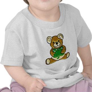 Lucky Irish Bear T-shirt