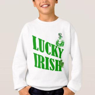 Lucky Irish Buddha Sweatshirt