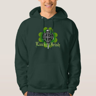 Lucky Irish Hooded Sweatshirt! Hoodie