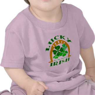 Lucky Irish Infant T-Shirt