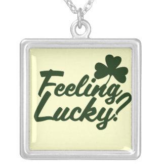 Lucky Irish Pendant
