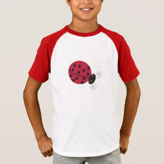 Lucky Lady Bug Children's T T-Shirt