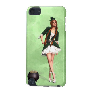 Lucky Lady Leprechaun  iTouch Case iPod Touch (5th Generation) Covers