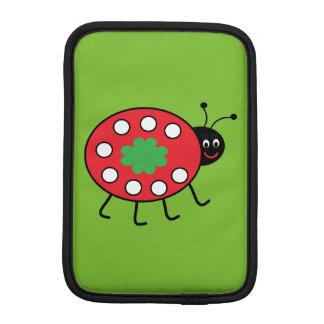 Lucky Ladybird  iPad Mini  Vertical iPad Mini Sleeve