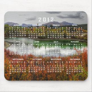 Lucky Lake; 2012 Calendar Mousepad