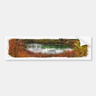 Lucky Lake Bumper Sticker
