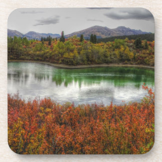 Lucky Lake Drink Coaster