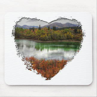 Lucky Lake Mouse Pad