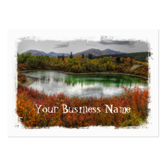 Lucky Lake Pack Of Chubby Business Cards