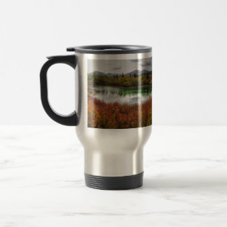 Lucky Lake Stainless Steel Travel Mug