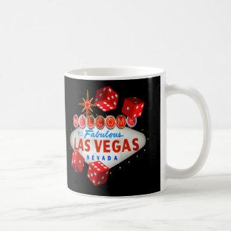 Lucky Las Vegas Dice Mug