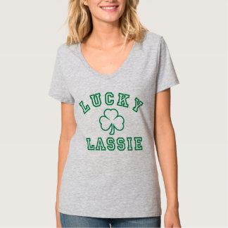 Lucky Lassie T-Shirt