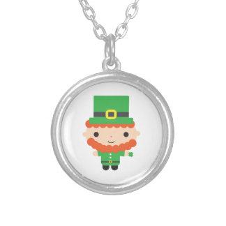 Lucky Leprechaun Necklace
